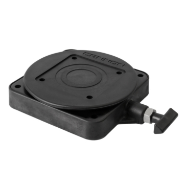 360° CANNON Low-Profile Swivel Base