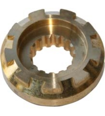 SOLAS Fixed Pressed in Propeller Hardware Kit