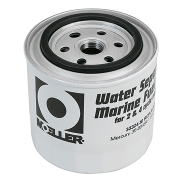 MOELLER Water Separating Fuel Filter OMC