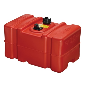 Fuel - 08190 SCEPTER Low Profile Topside Fuel Tank