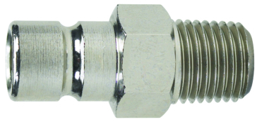 SCEPTER Chrome Plate Brass Tank Connector