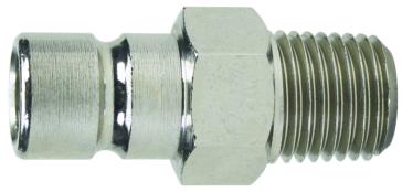 SCEPTER Chrome Plate Brass Tank Connector