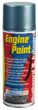 SCEPTER Engine Paint