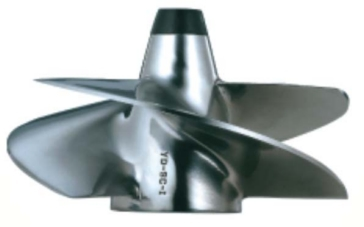 Yamaha - X Prop SOLAS X Prop Propeller - High Speed & Ultimate Performance