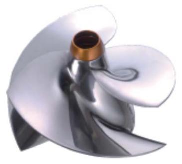Honda - Concord SOLAS Concord Propeller - The power Torque Series