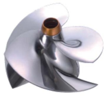 Honda - Concord SOLAS Concord Propeller - The power Torque Series