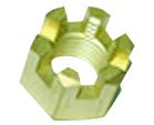 Solas Fixed Pressed in Propeller Nut Suzuki