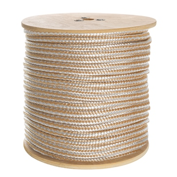 "Kimpex Boat Rope 600' - 5/8"" - Polypropylene - Double Braided"