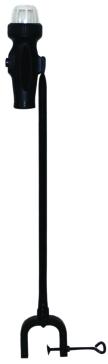 Feux de navigation à pince BOATER SPORTS Feu de poupe - Non - Noir