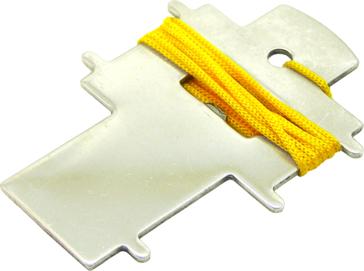 Universal KIMPEX Universal Deck Key