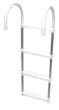 Kimpex Aluminium Ladder Portable - 4