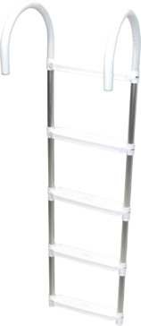 Portable - 5 BOATER SPORTS Aluminium Ladder