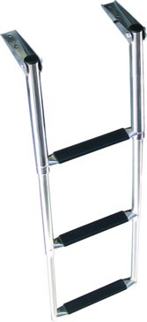 Telescopic - 2 BOATER SPORTS Telescopic Over Mount Ladder