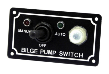 BOATER SPORTS Bilge Pump Electric Panel