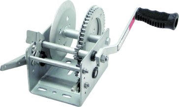 KIMPEX Dual Drive Trailer Winches