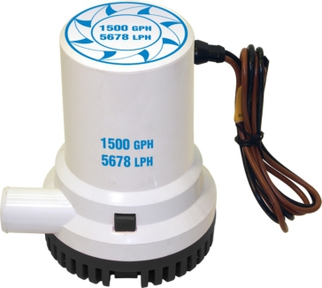 Kimpex High Capacity Bilge Pumps