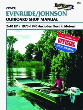 Clymer Manual 745980