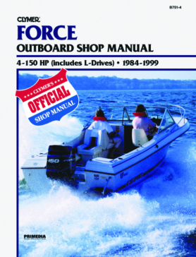 B751-4 CLYMER Manual