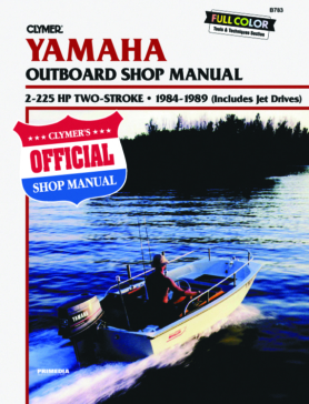 745993 CLYMER Manual