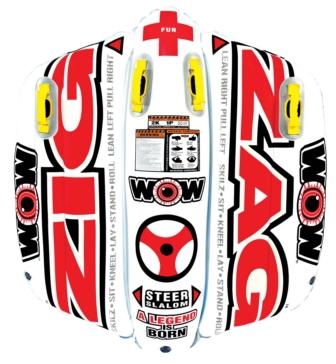 WOW Bazooka Tube, 1-2 riders