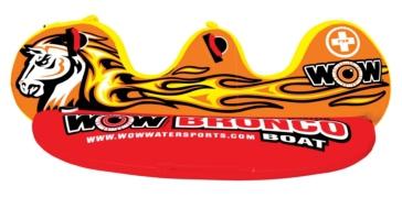 WOW Bronco Boat Tube