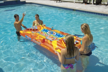 WOW Pong Table Float