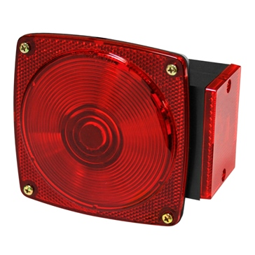 "Stop light KIMPEX Right SideTaillight - Under 80"" Trailer"