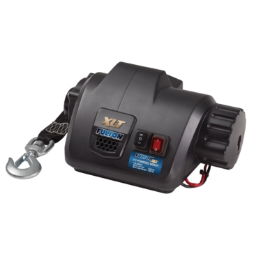 FULTON WESBAR 7.0 Powered Electrical Winch