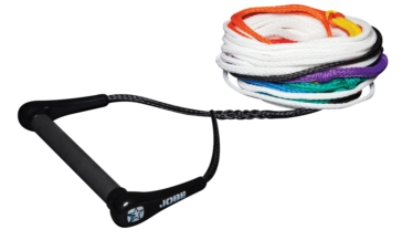 5 section wakeboard tow rope JOBE Sport Series Rope