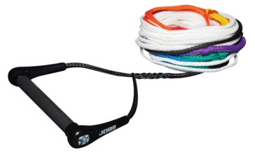8 section wakeboard tow rope JOBE Sport Series Rope