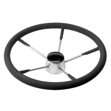 Kimpex Volant de direction en acier inoxydable