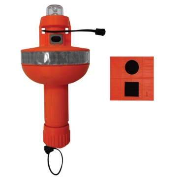 ORION Electronic SOS Beacon Kit Orange