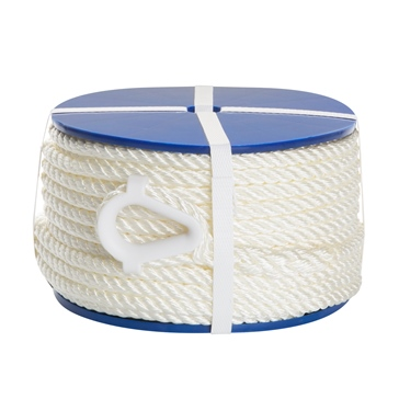 "Kimpex 3-Strand Anchor Line 150' - 3/8"" - Nylon - 3-Strand Twisted"
