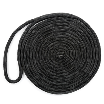 "Kimpex Double Braided Dock Line 25' - 5/8"" - Nylon - Double Braided"