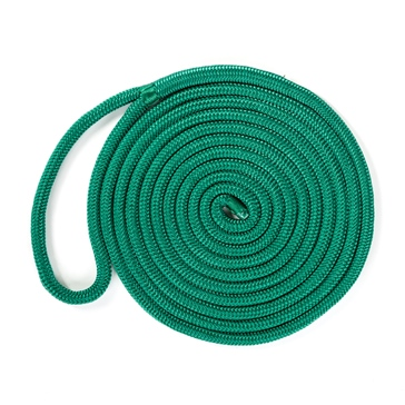"Kimpex Braided Dock Line 20 ft - 1/2"" - Nylon - Braided"