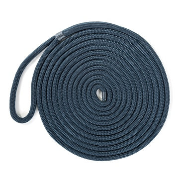 "Kimpex Multi-Filament Polypropylene Dock Line 30' - 5/8"" - Polypropylene - Multi-filament"