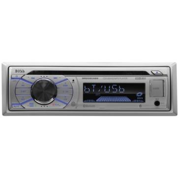 BOSS AUDIO Single-DIN Audio Receiver