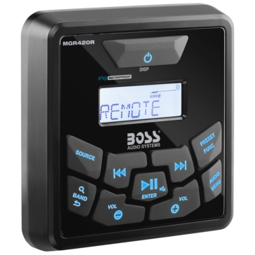 Boss Audio MGR420R Bluetooth Remote Control