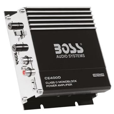 Boss Audio Amplificateur monobloc classe D