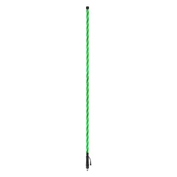 Boss Audio 360° RGB LED Whip Antenna