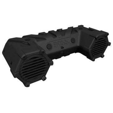 Haut-parleur et amplicateur Bluetooth avec barre de lumière DEL BOSS AUDIO