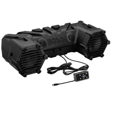 Haut-parleur et amplicateur Bluetooth BOSS AUDIO