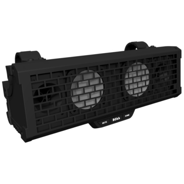 Boss Audio Recoil 4-Speakers Bar, 300W Universal