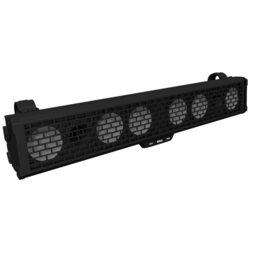 Boss Audio Recoil 8-Speakers Bar, 500W Universal
