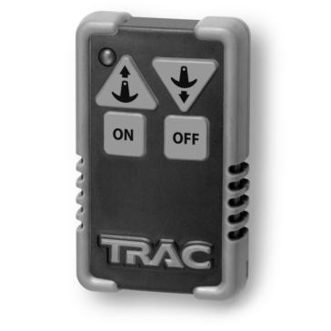 Trac Outdoor Télécommande sans fil pour treuil d'ancre N/A - 750052