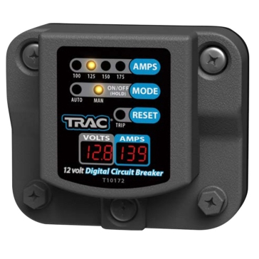 75 to 175A TRAC OUTDOOR 75-175 Amp Digital Circuit Breaker