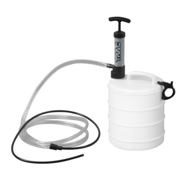 TRAC OUTDOOR Fluid/Oil Extractor 7 L