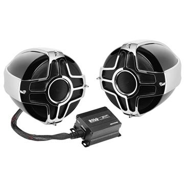 Boss Audio Haut-parleur et amplificateur - MC750B Universel