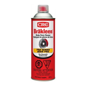 CRC Brake Parts Cleaner Non-flammable 822 g