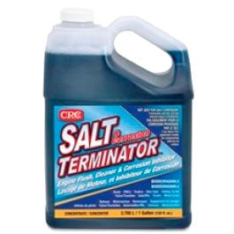 CRC Nettoyant à moteur Salt Terminator 1 Galon